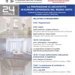 MIE Pescara 24 Aprile 2018 evento architettura